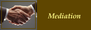 Mediation - Legal Services