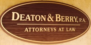 Logo, Deaton & Berry, P.A. - Legal Services
